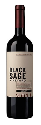 2011 Black Sage Vineyard Merlot